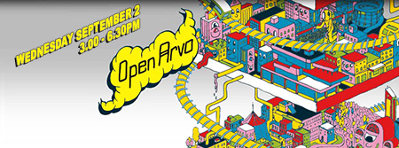 Central's Open Arvo Campus Event